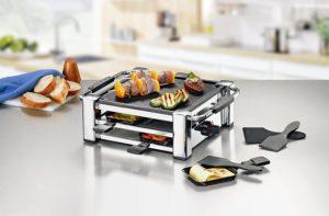 Raclette Grill 4 Personen 11