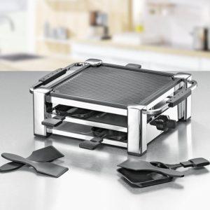 Raclette Grill 4 Personen 12