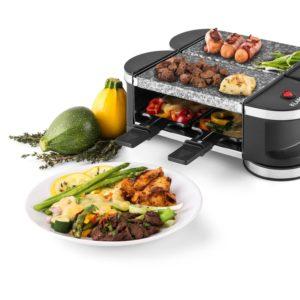 Raclette Grill 4 Personen 21