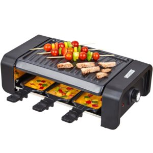 Raclette Grill 4 Personen 3
