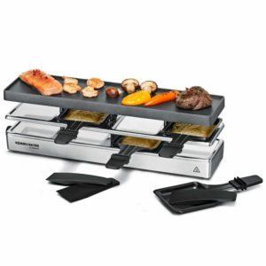 Raclette Grill 4 Personen 4