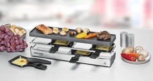 Raclette Grill 4 Personen 41