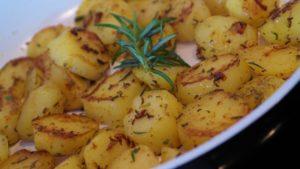 Wie soll ich kartoffeln für das raclette kochen