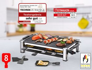 bester raclette grill 12