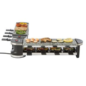 bester raclette grill 23
