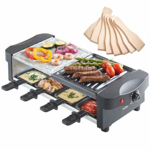raclette grill 5