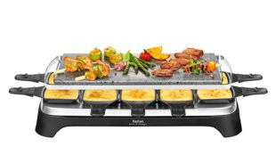 tefal raclette grill 3