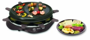 tefal raclette grill 777